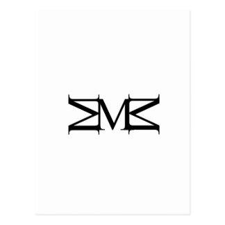 M-Grafik Postkarte