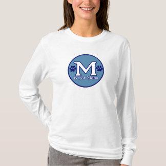 M ist für Manx T-Shirt