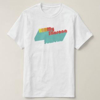 M-M-m-Meine Sharona 80er Musik-Zitat-Retro T-Shirt