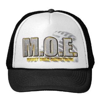 M.O.E. (Geld über alles) Netzmützen