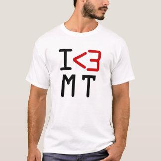 M.Ü. I <3 T-Shirt