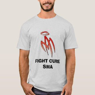MA - Logo, KAMPF-HEILUNG SMA T-Shirt