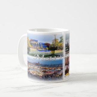MA Marokko - Marrakesch Kaffeetasse