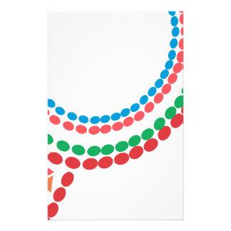 Maasai Halskette Briefpapier