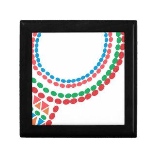 Maasai Halskette Geschenkbox
