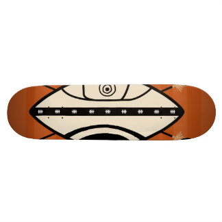 Maasai Schild Skateboard Brett