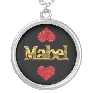 Mabel Halskette