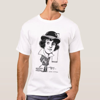 Mabel Normand-Karikatur 1917 T-Shirt