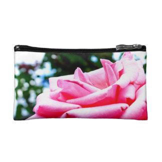 Mabels rosa Rose Makeup-Tasche