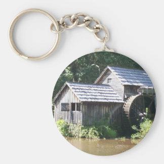 Mabry Mühle Keychain Schlüsselanhänger