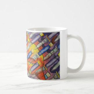 Mac das Messer Kaffeetasse
