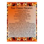 Mac des Käses 4 Postkarten