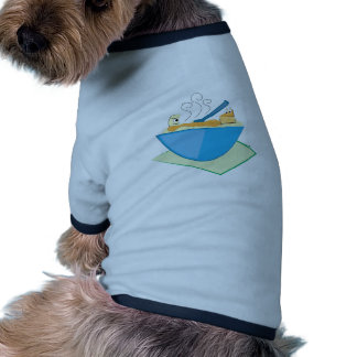 Mac u Käse Hunde T Shirt