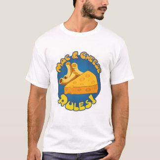Mac- u. Käse-Regel-Shirt T-Shirt