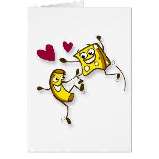 Mac und Käse der Liebe I Karte