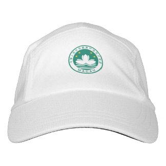 Macanese Wappen Headsweats Kappe