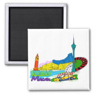 Macao - China.png Quadratischer Magnet