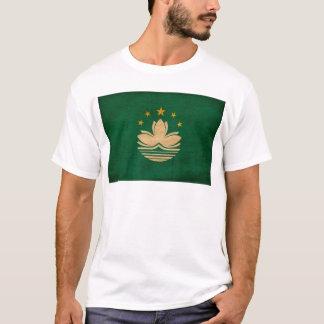 Macao-Flagge T-Shirt