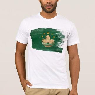 Macao-Flaggen-T - Shirt