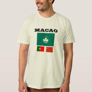 Macao* Flaggen-T - Shirt