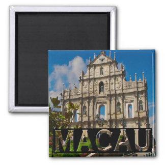 Macao Quadratischer Magnet