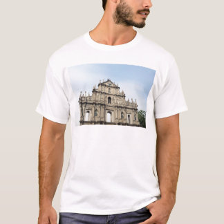 Macao S.A.R, China, Sao-Paulo Fassade, T-Shirt
