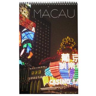 Macao sar kalender