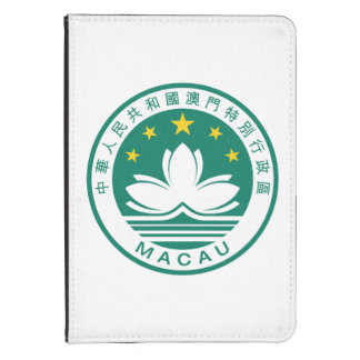 Macao-Wappen Kindle Touch Hülle