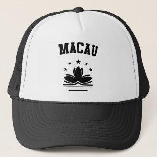 Macao-Wappen Truckerkappe