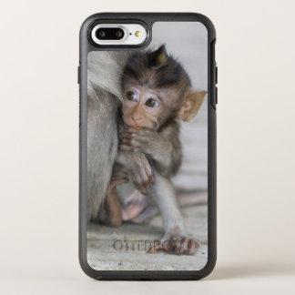Macaque-Affe OtterBox Symmetry iPhone 8 Plus/7 Plus Hülle