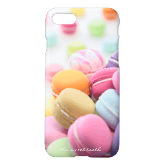 Macaron Liebe iPhone Fall iPhone 8/7 Hülle