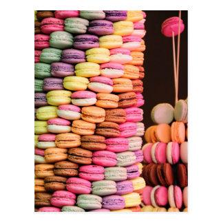 Macarons Karte