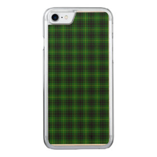 MacArthur Tartan Carved iPhone 8/7 Hülle