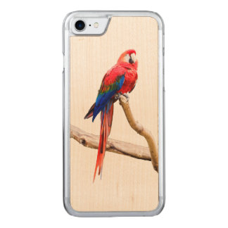 Macaw iPhone 6 Carved iPhone 8/7 Hülle
