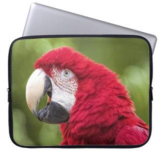 Macaw-Laptop-Hülse Laptopschutzhülle