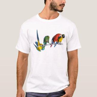 Macaw-Papagei T-Shirt