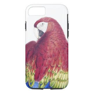 Macaw-Papageien-Vogel-Tier-Tiergerät-Fall iPhone 8/7 Hülle