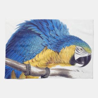 Macaw-Papageien-Vogel-Tiertier-Geschirrtücher Küchentuch