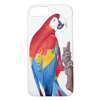 Macaw-Papageien-Vogel-wild lebende Tiere iPhone 8/7 Hülle