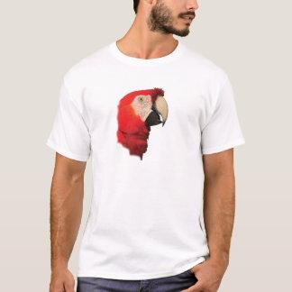 Macaw-Porträt T-Shirt