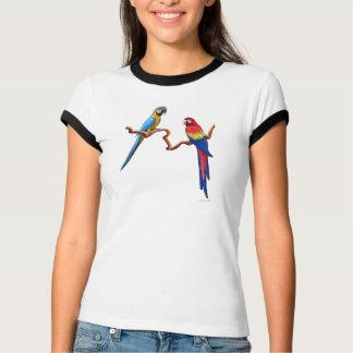 MACAW-TROPISCHE PAPAGEIEN T-Shirt