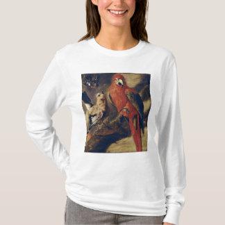 Macaw und Bullfinch T-Shirt