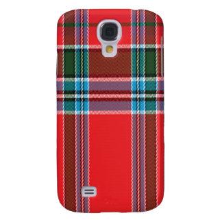 Macbain schottischer Tartan Samsung rufen Fall an Galaxy S4 Hülle