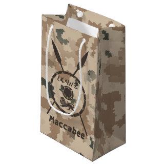 Maccabee Schild und Stangen - Wüste Kleine Geschenktüte