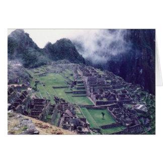 Macchu Picchu v2 Karte
