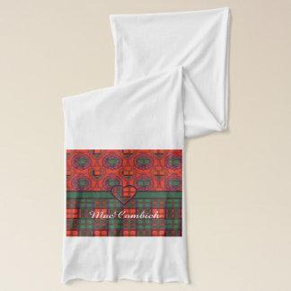 MacCombich Clan karierter schottischer Kilt Tartan Schal