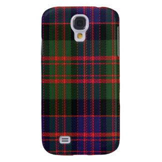 Macdonald schottischer Tartan Samsung rufen Fall Galaxy S4 Hülle