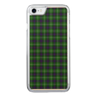 MacDonald Tartan Carved iPhone 8/7 Hülle