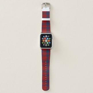 MacDougall Clantartan-kariertes Apple-Uhrenarmband Apple Watch Armband