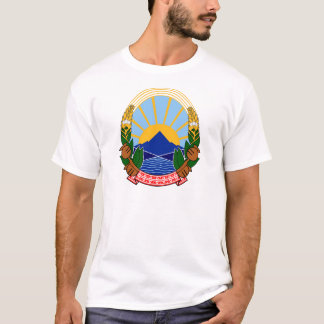 Macedonia-Emblem T-Shirt